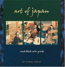Art of Japan: Wood-Block Color Prints (Art Around the World)
