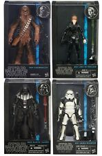 DHL Hasbro Star Wars Black 6 Inches The Black Series Wave 5 Set of 4 Figures DE