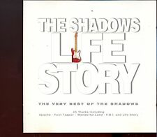 The Shadows / Life Story - The Very Best Of The Shadows - 2CD