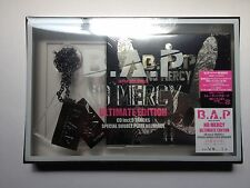 B.A.P NO MERCY Hurricane Japan CD + Necklace Card Limited edition K-POP BAP NEW!