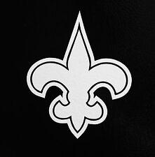 "(2) New Orleans Saints 5"" NFL Football Team Logo Car Window Vinyl Decal Sticker"