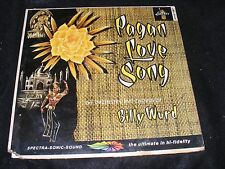 PAGAN LOVE SONG Orchestra & Chrus Of BILLY WARD Romantic EXOTICA Vocal Rarity LP