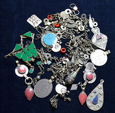 Kuchi & Turkmen Small Dangles Jewelry Parts Mixed 100 Gram Lot Uber Kuchi ®