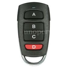 Electric Gate Garage Door Remote Control Key Fob Cloner 433mhz 4button Universal
