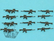 Accurate Armour 1:35 COLT 'Commando' Weapons (Qty-12) A134*
