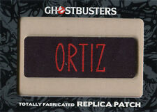 Ghostbusters Replica Patch H6 Ortiz Chase Card