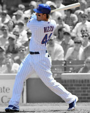 Chicago Cubs ANTHONY RIZZO Glossy 8x10 Photo Baseball Print Spotlight Poster