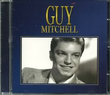 GUY MITCHELL CD - THE ROVING KIND, CHICKA BOOM & MORE