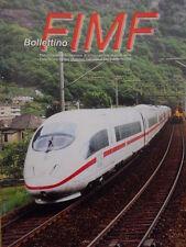 Bollettino treni FIMF n°241 Carro doppio per trasporto Auto [TR.33]