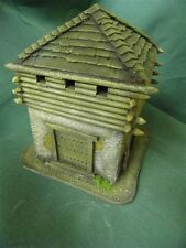 "28MM PMC GAMES FI04 (PAINTED)TOWER THREE PART MODEL 8"" HIGH - MEDIEVAL / INDIAN"
