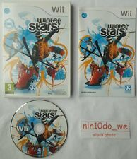 Winter Stars (WII) & u-11 événements! para-skiing + ski flying+freeride+cross = nr menthe ✔
