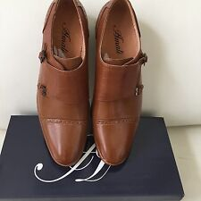 NEW MENS DRESS SHOES LOFER SLIP ONS WEDDING PROM FASHIONABLE W/LEATHER LINING