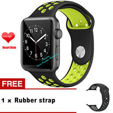 IWO 2 Smart Watch MTK2502 Heart Rate Monitor Smartwatch 1:1 for Android IOS