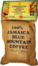 Ridgelyne 100% Jamaica Blue Mountain Coffee Roasted & Ground - 16oz (1lb)