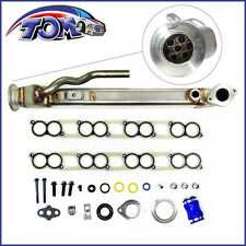 NEW EGR COOLER & GASKETS FOR FORD F-250 F-350 6.0L POWERSTROKE DIESEL TURBO