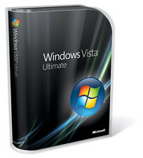 Windows Vista Ultimate SP2 32/64 bit Multilingue