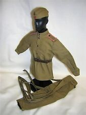 DID Alert Line 1/6th Scale WW2 Russian Infantry Uniform