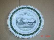 The Canterbury Collection Collectors Plate FULBOURN - HOME END