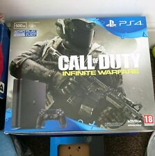 Sony PlayStation 4 Slim Call of Duty: Infinite Warfare Bundle 1000GB Matte...