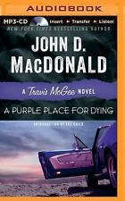 A Purple Place for Dying 3 by John D. MacDonald...Unabridged MP3