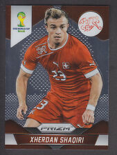 Panini Prizm World Cup 2014 Brazil - Base # 186 Xherdan Shaqiri - Switzerland