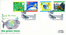 15 SETTEMBRE 1992 NUMERO VERDE ROYAL MAIL FIRST DAY COVER Marsh Paphia SHS