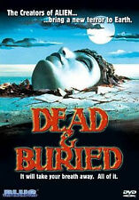 DEAD & BURIED (REMASTERED) - DVD - Region 1 - Sealed