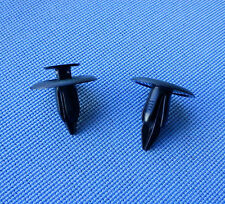 (2002 a) 10x Carénage Clips Fixation colliers support pour Nissan toyota MAZDA