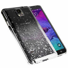 Accessories For Samsung Galaxy Rain Drop Back Hard Case Cover Protector Skin