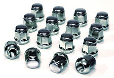 Rover alloy wheel nuts. M12 x 1.5, 19mm Hex Radius set of 16