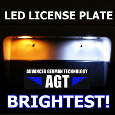 LED White 6000K License Plate Bulb Replacement Bulbs (Fast Free Shipping USA)