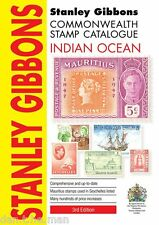 STANLEY GIBBONS COMMONWEALTH STAMP CATALOGUE - INDIAN OCEAN 3rd Ed