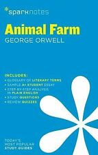 Animal Farm SparkNotes Literature Guide (SparkNotes Literature Guide Series), Or
