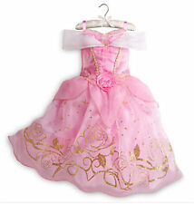 Hot Kids Girls Princess Dress Cartoon Halloween Party Cosplay Chiristmas Costume