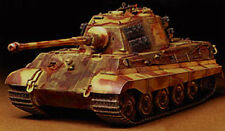 Tamiya 1/35 German  WWII King Tiger Plastic Model Kit 35164