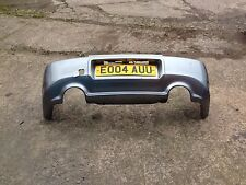 Honda S2000 AP2 Rear Bumper & Number Plate Surround Silverstone Metalic NH-630M