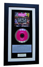 WOMBATS Guide Love Desperation CLASSIC CD TOP QUALITY FRAMED+EXPRESS GLOBAL SHIP