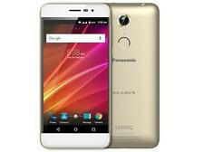 Panasonic Eluga Arc Mobile Phone - Gold - Deal
