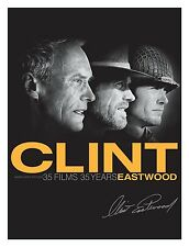 CLINT EASTWOOD 35 FILMS 35 YEARS BOXSET NEW/SEALED R1