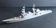 Delfino in metallo modello 1:1250: missili incrociatore classe Spruance-Marina americana!
