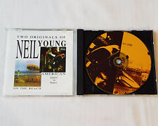 Neil YOUNG On the beach / American stars 'n bars GERMANY CD NY 0296 1996)
