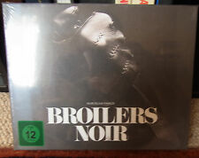 """BROILERS """"Noir"""" Deluxe Fanbox CD + DVD + Extras sealed RARE"""