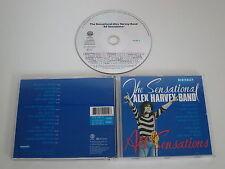 SENSATIONAL ALEX HARVEY BAND/ALL SENSATIONS (VERTIGO 512 201-2) CD ALBUM