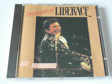 The Magic Of Liberace (CD Album) Used very good