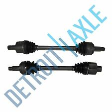 Complete Front Driver and Passenger Side CV Axle Shaft for 2005-06 Honda Odyssey