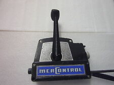 Mercury Outboard Control Box With Cables
