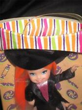 2007 Barbie Kelly Doll  WITCH Halloween Party  #K9180  NRFB