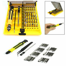 45 in 1 Repair Opening Pry Tools Screwdriver Kit Set For Cell iPhone 4 4S 5 5S
