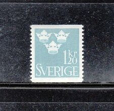 VS130 SWEDEN #657 COIL STAMP MINT, ORIGINAL GUM, NEVER HINGED $4.00