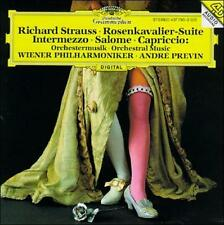 `Vienna Philharmonic Orches...-R. Strauss: Rosenkavalier Suit  CD NEW